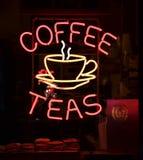 Σημάδι καφέ Στοκ εικόνες με δικαίωμα ελεύθερης χρήσης