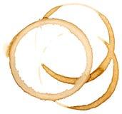 Σημάδι κουπών καφέ Στοκ εικόνες με δικαίωμα ελεύθερης χρήσης
