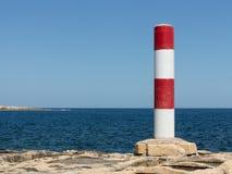 Σημάδι ναυσιπλοΐας Στοκ φωτογραφία με δικαίωμα ελεύθερης χρήσης