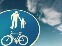 Σημάδι ουρανού Στοκ εικόνα με δικαίωμα ελεύθερης χρήσης