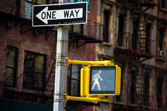Σημάδι οδών στοκ φωτογραφία με δικαίωμα ελεύθερης χρήσης