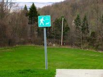 Σημάδι περιοχής της Pet Στοκ εικόνα με δικαίωμα ελεύθερης χρήσης