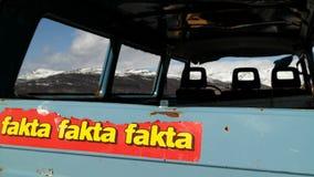 Σημάδι συντριμμιών Στοκ εικόνα με δικαίωμα ελεύθερης χρήσης