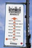 Αγορά Portobello Στοκ Φωτογραφία