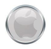 Σημάδι της Apple Στοκ Εικόνες