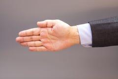 Σημάδι χεριών ατόμων Στοκ εικόνες με δικαίωμα ελεύθερης χρήσης