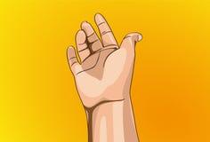 Σημάδι χεριών Στοκ Εικόνες
