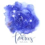 Σημάδι Aries αστρολογίας Ελεύθερη απεικόνιση δικαιώματος