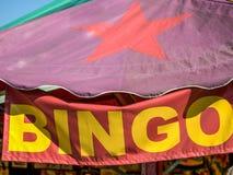 Σημάδι Bingo Στοκ εικόνες με δικαίωμα ελεύθερης χρήσης