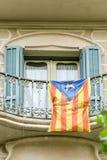 Σημαία ανεξαρτησίας στοκ εικόνα