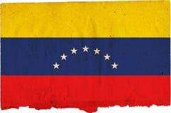 σημαία Βενεζουέλα Στοκ Φωτογραφίες