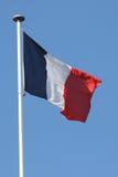 σημαία Γαλλία Στοκ εικόνες με δικαίωμα ελεύθερης χρήσης