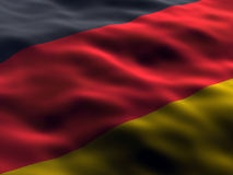 σημαία Γερμανία ελεύθερη απεικόνιση δικαιώματος