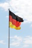 σημαία Γερμανία Στοκ Εικόνα