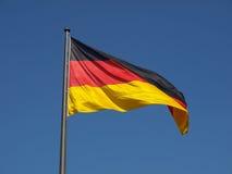 σημαία γερμανικά Στοκ φωτογραφία με δικαίωμα ελεύθερης χρήσης
