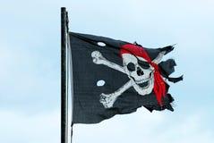 σημαία ευχάριστα Roger Στοκ Εικόνες