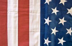 σημαία ΗΠΑ Στοκ φωτογραφίες με δικαίωμα ελεύθερης χρήσης