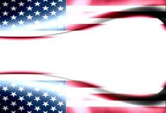 σημαία ΗΠΑ Στοκ Εικόνα