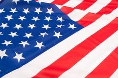 σημαία ΗΠΑ Στοκ εικόνα με δικαίωμα ελεύθερης χρήσης