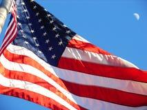 σημαία ΗΠΑ στοκ φωτογραφία