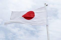 σημαία Ιαπωνία Στοκ Εικόνες