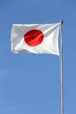 σημαία Ιαπωνία Στοκ Φωτογραφίες