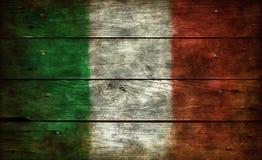 σημαία Ιταλία Στοκ φωτογραφία με δικαίωμα ελεύθερης χρήσης