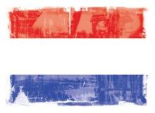 σημαία Κάτω Χώρες διανυσματική απεικόνιση