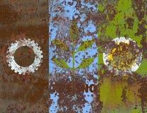 Σημαία καπνού πόλεων του Φρέσνο, κράτος Καλιφόρνιας, Πολιτεία Ameri Στοκ εικόνες με δικαίωμα ελεύθερης χρήσης