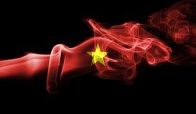 Σημαία καπνού του Βιετνάμ Στοκ εικόνες με δικαίωμα ελεύθερης χρήσης