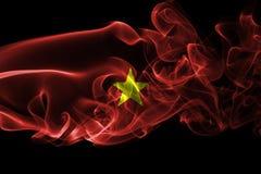 Σημαία καπνού του Βιετνάμ Στοκ Εικόνες