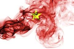 Σημαία καπνού του Βιετνάμ Στοκ φωτογραφίες με δικαίωμα ελεύθερης χρήσης