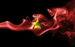 Σημαία καπνού του Βιετνάμ Στοκ Φωτογραφία