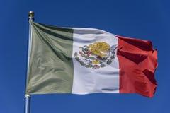 σημαία Μεξικό απεικόνιση αποθεμάτων