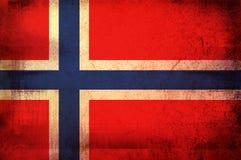 σημαία Νορβηγία απεικόνιση αποθεμάτων