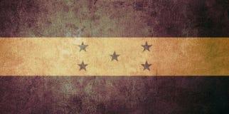 σημαία Ονδούρα ελεύθερη απεικόνιση δικαιώματος