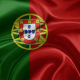 σημαία Πορτογαλία ελεύθερη απεικόνιση δικαιώματος