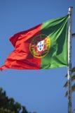 σημαία Πορτογαλία Στοκ Φωτογραφίες