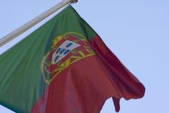 σημαία Πορτογαλία Στοκ εικόνες με δικαίωμα ελεύθερης χρήσης