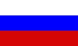 σημαία Ρωσία απεικόνιση αποθεμάτων