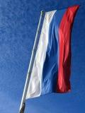 σημαία ρωσικά Στοκ εικόνα με δικαίωμα ελεύθερης χρήσης