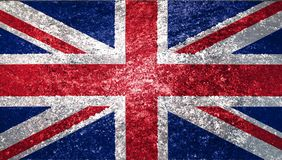 σημαία της Αγγλίας στοκ εικόνες με δικαίωμα ελεύθερης χρήσης
