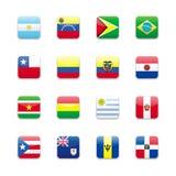 σημαία της Αμερικής Στοκ φωτογραφίες με δικαίωμα ελεύθερης χρήσης