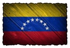 Σημαία της Βενεζουέλας Στοκ φωτογραφίες με δικαίωμα ελεύθερης χρήσης