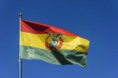 σημαία της Βολιβίας απεικόνιση αποθεμάτων