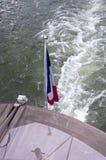 Σημαία της Γαλλίας Στοκ Εικόνες