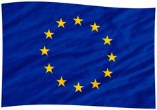 σημαία της ΕΕ Στοκ Εικόνες