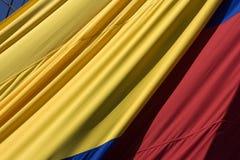 σημαία της Κολομβίας Στοκ εικόνα με δικαίωμα ελεύθερης χρήσης
