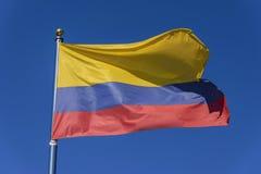 σημαία της Κολομβίας απεικόνιση αποθεμάτων