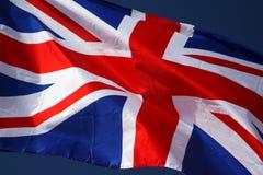 Σημαία της Μεγάλης Βρετανίας Στοκ Εικόνες